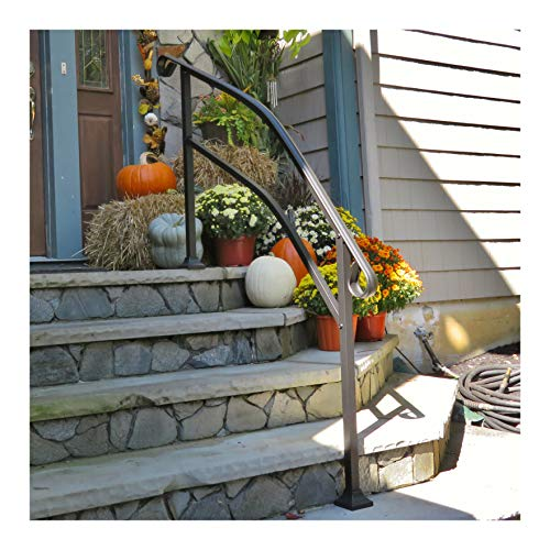 Safety Handrails For Outdoor Steps: Designs, Kits And More