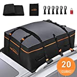 Manfiter Rooftop Cargo Carrier Roof Top Carrier Car Cargo Bag Waterproof Luggage...