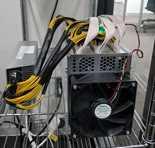 Antminer T9 -10.5TH/s @136 mJ/GH 16nm ASIC Bitcoin Miner with APW3++ 1200W@110v 1600W@220v / 10 Connectors PSU Power Supply In Stock