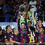 Zoom IMG-2 trofei champions league trophy golden