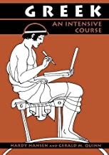 Greek: An Intensive Course 2nd (second) edition
