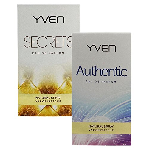 Yven Woman secrets + expression Eau de Parfum je 50ml Spray EdP Vaporisator
