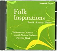 Folk Inspirations by FRANZ LISZT (2000-09-26)
