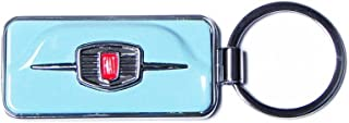 Fiat 500 breloczków do kluczy Musetto 12 cm jasnoniebieski