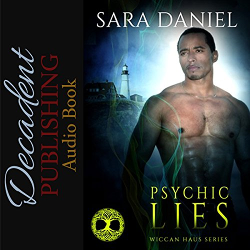 Psychic Lies audiobook cover art