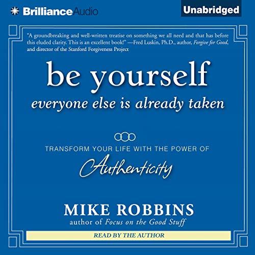 Be Yourself, Everyone Else Is Already Taken Titelbild