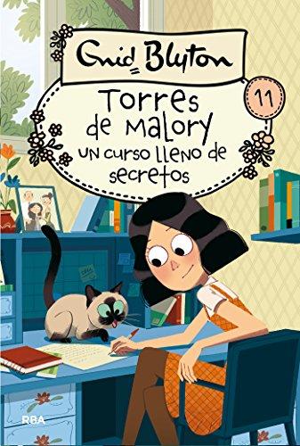Torres de Malory #11. Un curso lleno de secretos