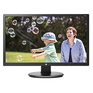 HP 24uh 24-inch LED Backlit Monitor 24