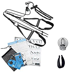 Functional Training Equipment - aeroSling ELITE Set PRO - Sling Trainer Paket inkl ELITE Plus, Türanker, Fußschlaufen, Befestigung