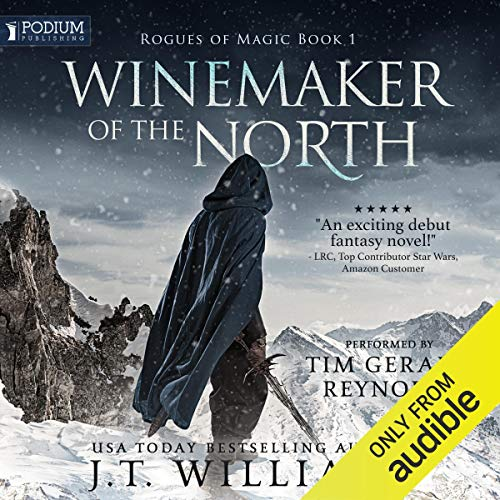 Winemaker of the North cover art