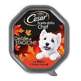 Cesar Choice of Chef Dog Food, Seasonal Delights 150g – 14 Trays