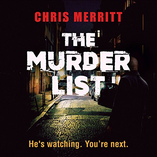 The Murder List audiobook cover art