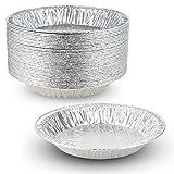 7 inch aluminum foil pie pans - MT Products 8 Inch Outer Rim Disposable Aluminum Foil Tart / Pie Pan 1.25