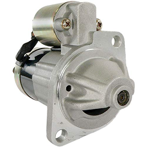 DB Electrical SHI0129 Starter Compatible With/Replacement For Yanmar Tractor Various Models 1986-On W Yanmar 28Hp Gas 3Tg66 3Tg72, F912 F932 John Deere Front Lawn Mower 1987-On 113661 S114-613A