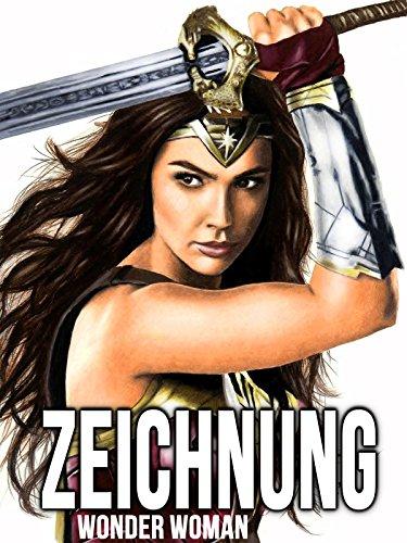 Clip: Zeichnung: Wonder Woman