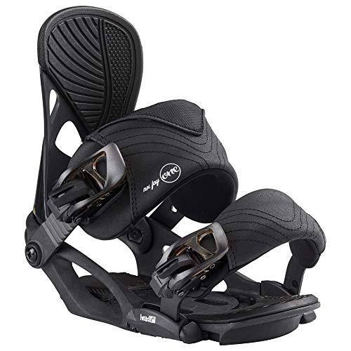 Head NX Fay I Snowboard-Bindung für Damen, Damen, NX Fay, schwarz, Medium