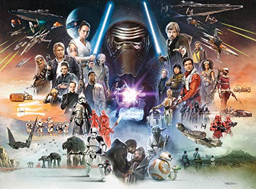 1000-Piece Buffalo Games Star Wars Puzzles $10.97