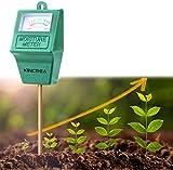 KINCREA Soil Moisture Meter, Hygrometer Soil Water Monitor for Garden, Lawn Plants Indoor