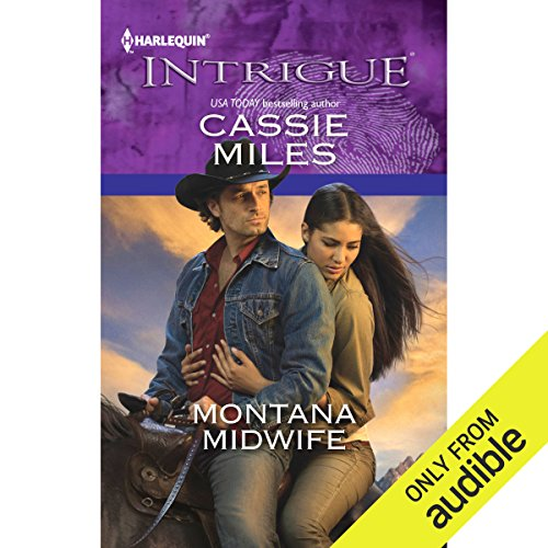Montana Midwife audiobook cover art