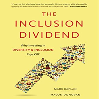 The Inclusion Dividend audiobook cover art