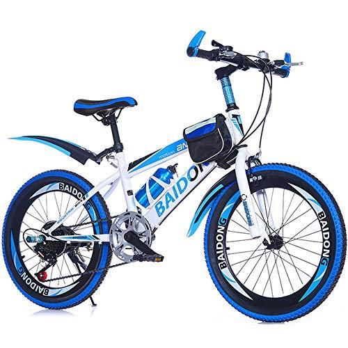 Mzl bicicleta de montaña para niños Junior niños de