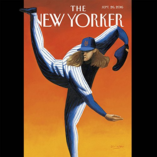 The New Yorker, September 26th, 2016 (Amy Davidson, Evan Osnos, Ed Caesar) copertina