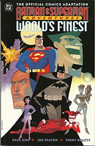 Batman and Superman Adventures: World's Finest
