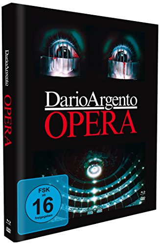Dario Argentos Opera (+ DVD) (+ Bonus-DVD) - Mediabook