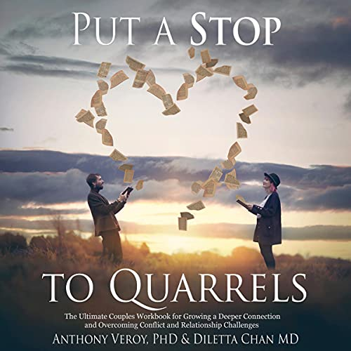 Put a Stop to Quarrels Audiobook By Anthony Veroy, Diletta Chan cover art