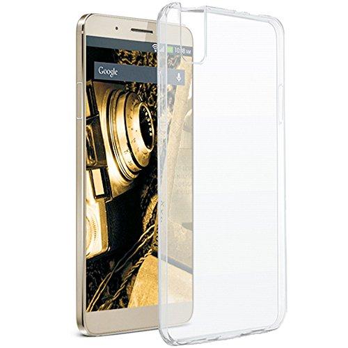 tomaxx Huawei ShotX Ultra Slim Super dünn Schutzhülle Silikon Hülle Tasche Durchsichtig