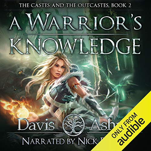 A Warrior's Knowledge, Book 2 cover art