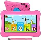Tablet para niños de 10.1 Pulgadas AWOW Tablet Infantil, Android 10 Go Quad Core, 32GB ROM, iWawa Preinstalado, con...
