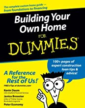 Building Your Own Home For Dummies PDF