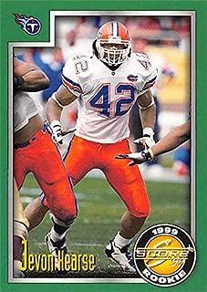 Jevon Kearse football card (Florida Gators) 1999 Score Rookie #232
