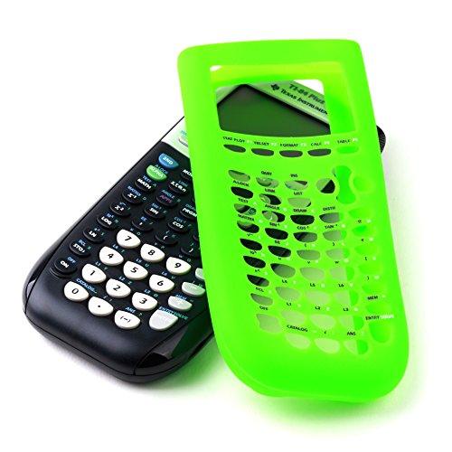 Guerrilla Silicone Case for Texas Instruments TI-84 Plus Graphing Calculator, Green Photo #6