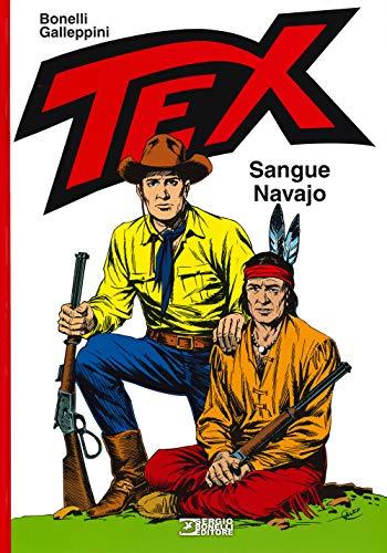 Tex. Sangue navajo
