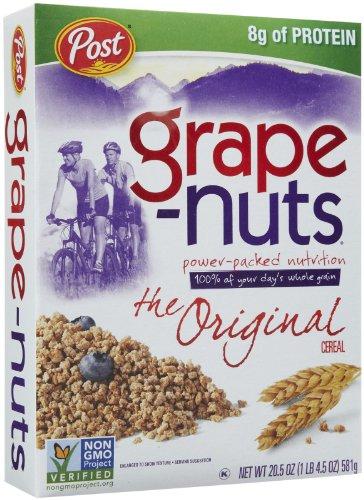 Post Grape Nuts Original Cereal | Amazon