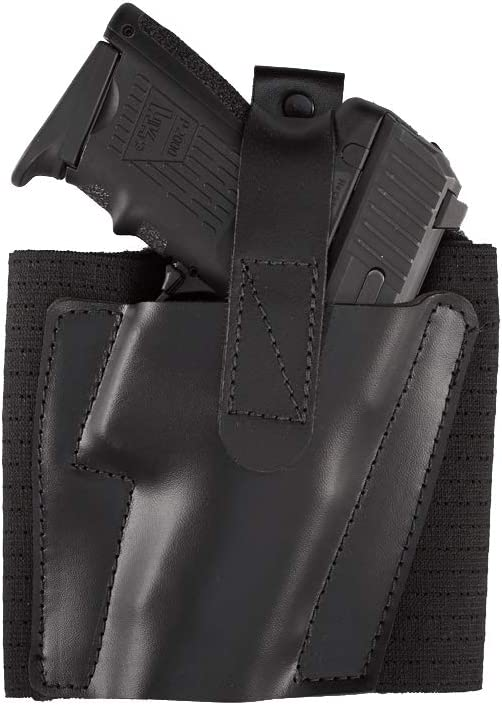 Max 70% OFF Aker Leather 157 Comfort-Flex PRO Ankle 27 Long Beach Mall Fits 26 Glock Holster