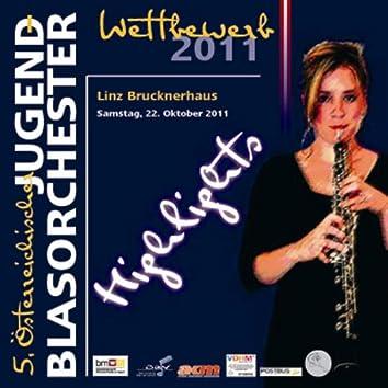 Highlights 5. Österreichischer Jugendblasorchester Wettbewerb 2011 - Vol. 2
