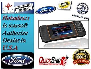 iCarsoft FD II Ford Holden Ferramenta scanner de diagnóstico de carro com óleo SRS ABS