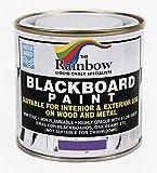 Violet Tableau Peinture tableau noir?Craie Liquide 250ml Idéal à utiliser avec sec et bâtons de craie