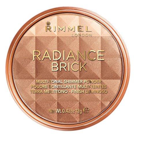 Rimmel Number 001 Radiance Brick - Polvos...