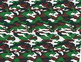 MST-Design e.K. KE-XFN8-9871 CA-NR-003-06-Set de iniciación de impresión por Transferencia de Agua (4 Unidades de 50 cm), Multicolor