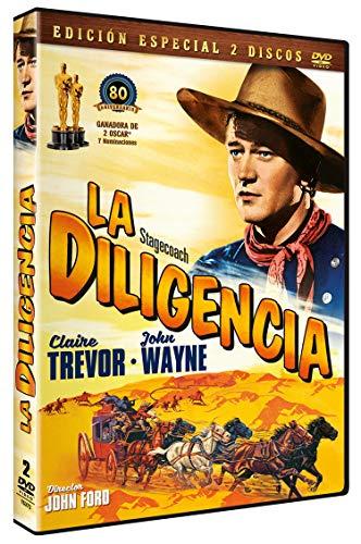 La Diligencia DVD + DVD de Extras Edición 80 Aniversario 1939 Stagecoach