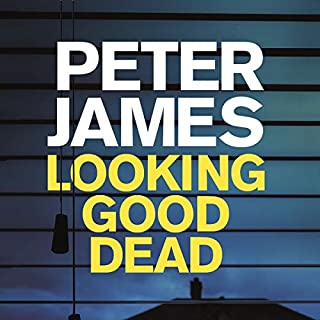 Looking Good Dead audiobook cover art