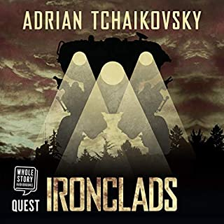 Ironclads cover art