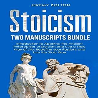 Stoicism Two Manuscripts Bundle audiobook cover art