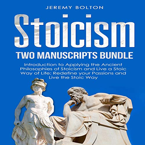 Stoicism Two Manuscripts Bundle cover art