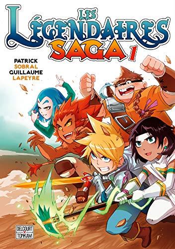 Les Légendaires - Saga T01