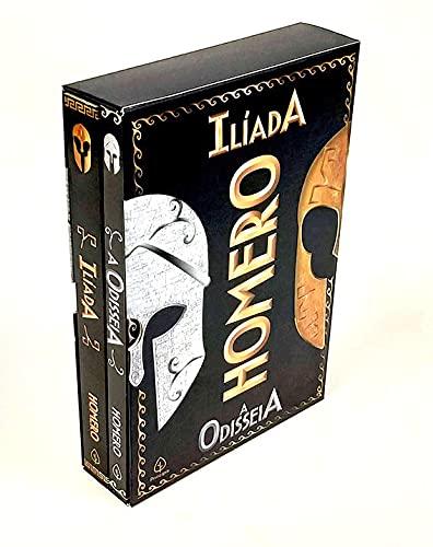 Homero - Box com 2 livros